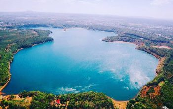 Hồ t'nưng của Gia Lai