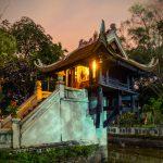 Đôi nét về lịch sử chùa Một Cột