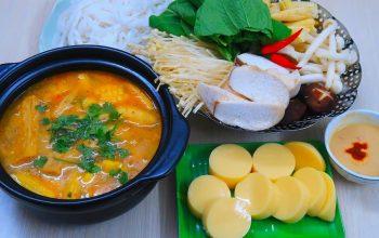 Top 5 quán lẩu vịt nấu chao - Đặc sản siêu nổi tiếng của Tây Đô